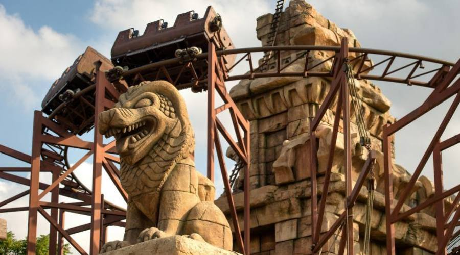 Attrazioni Disneyland Paris - Indiana Jones™ and the Temple of Peril