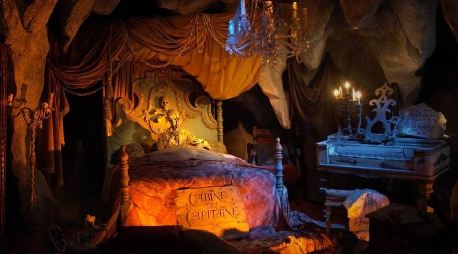 Attrazioni Disneyland Paris - Pirates of the Caribbean