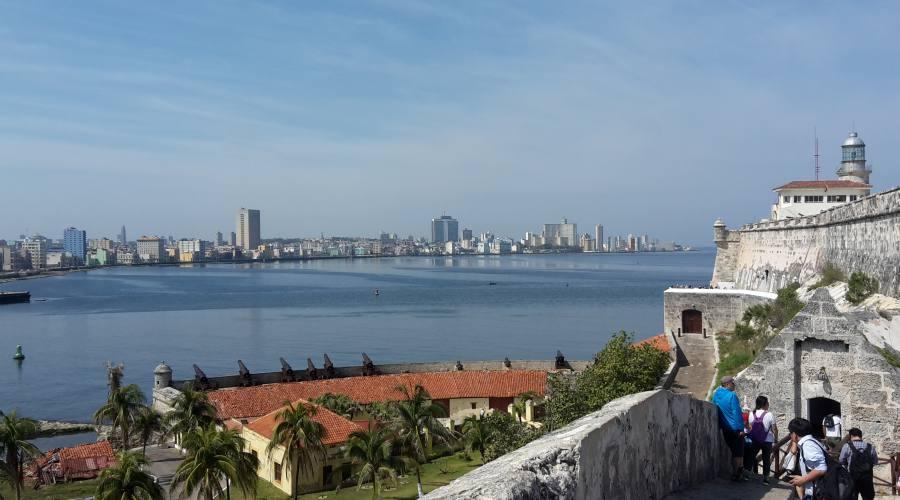 Vista Avana dalla Fortezza