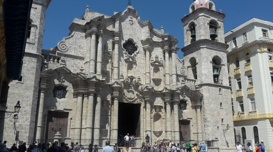 La Catedral, La Habana