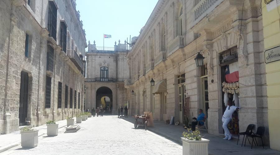 Calle Habana Vieja