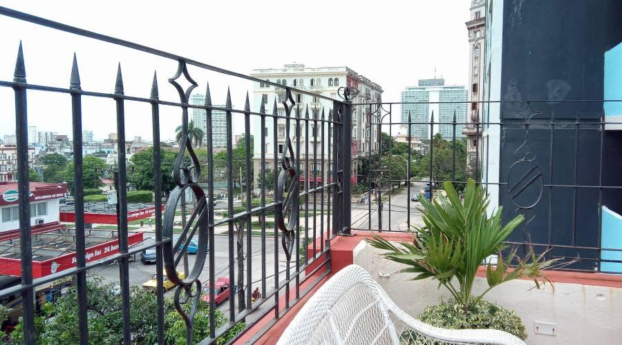 vicino al Tryp Habana Libre al Vedado