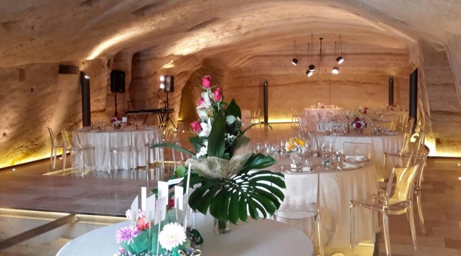Sala ricevimento Masseria