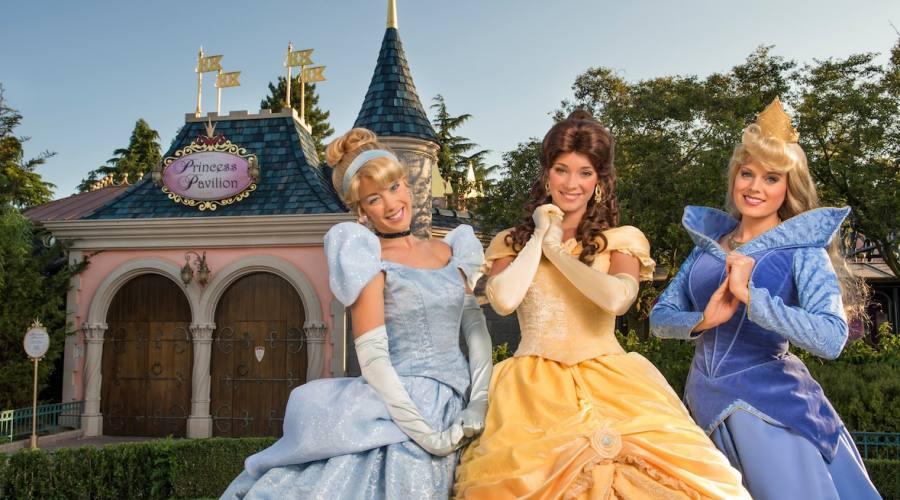Attrazioni Disneyland Paris - Incontra i personaggi Disney!