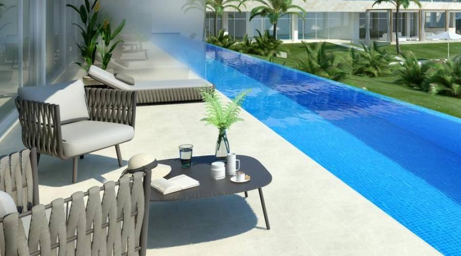 bar in piscina