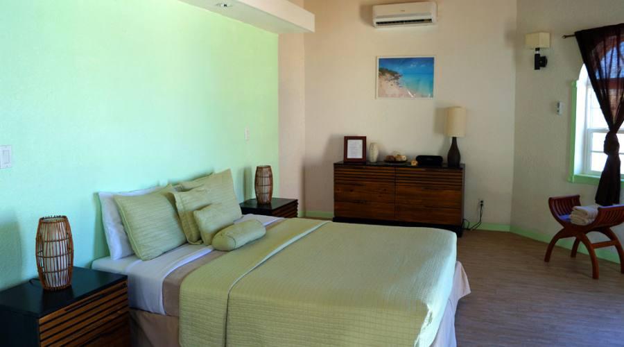 Uno dei cottage del Paradise Bay Hotel