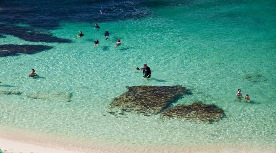 Rottnest Island, Western Australia.