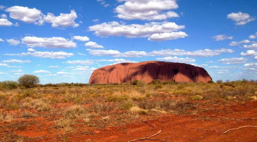 Ayers Rock - Ulururu