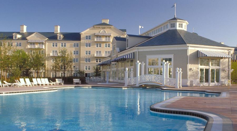 Disney's Newport Bay Club - Piscina esterna