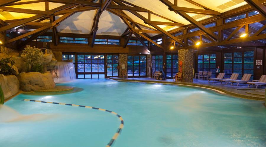 Disney's Sequoia Lodge - Piscina Interna