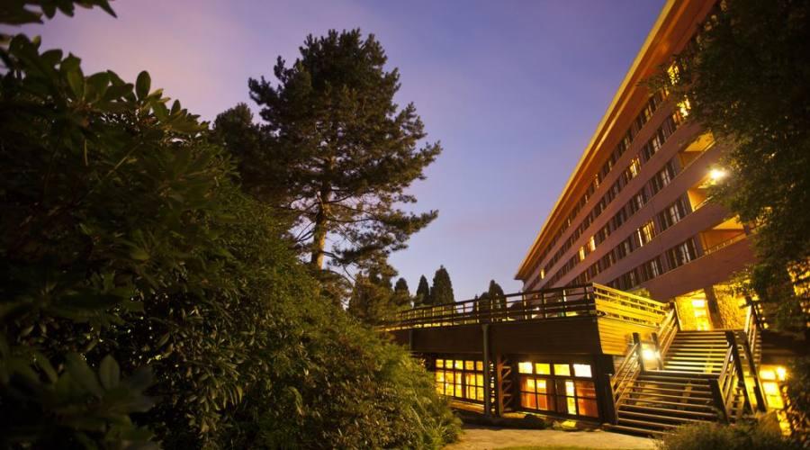 Disney's Sequoia Lodge - Esterno