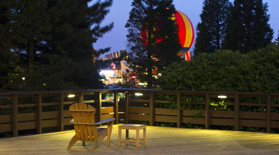 Disney's Sequoia Lodge - Terrazza