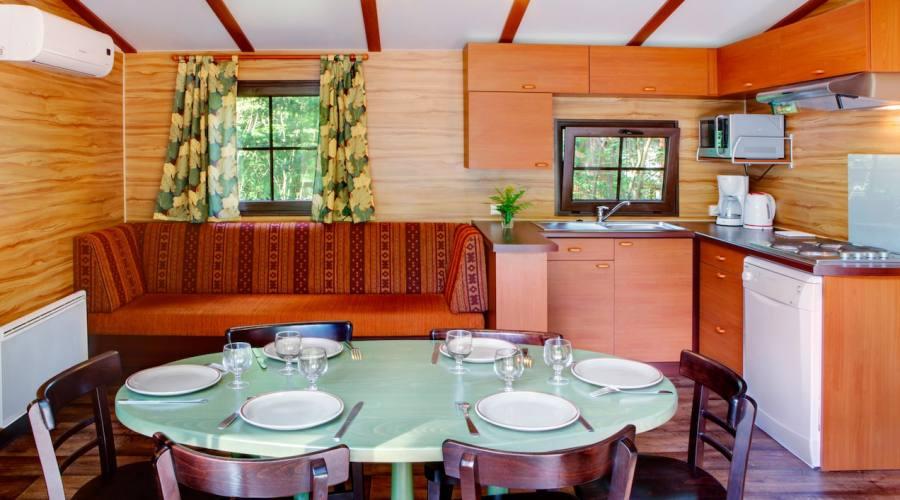 Disney's Davy Crockett Ranch - Bungalow interno