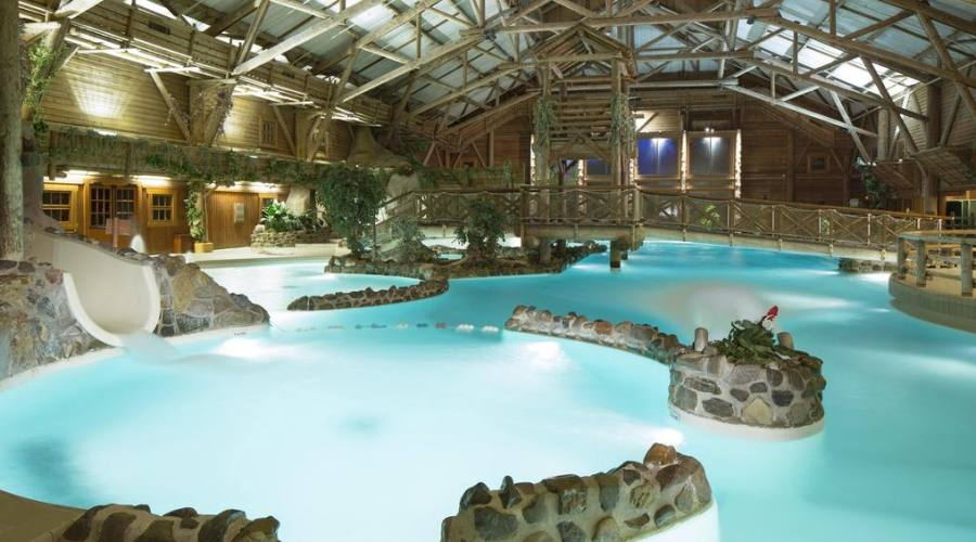 Disney's Davy Crockett Ranch - Piscina Interna