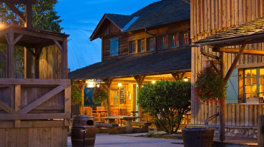 Disney's Davy Crockett Ranch - Esterno