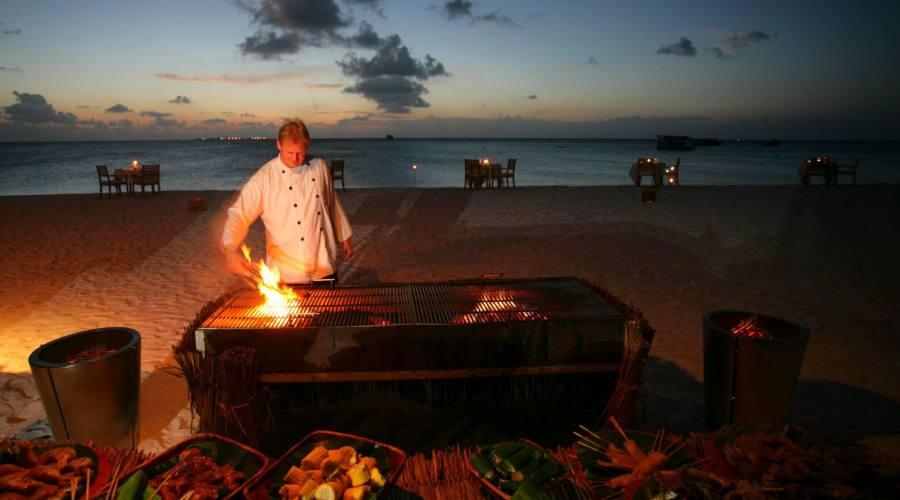 la vostra cena in spiaggia