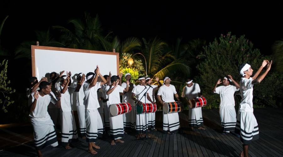 la notte maldiviana