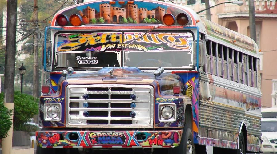 Bus a Panama
