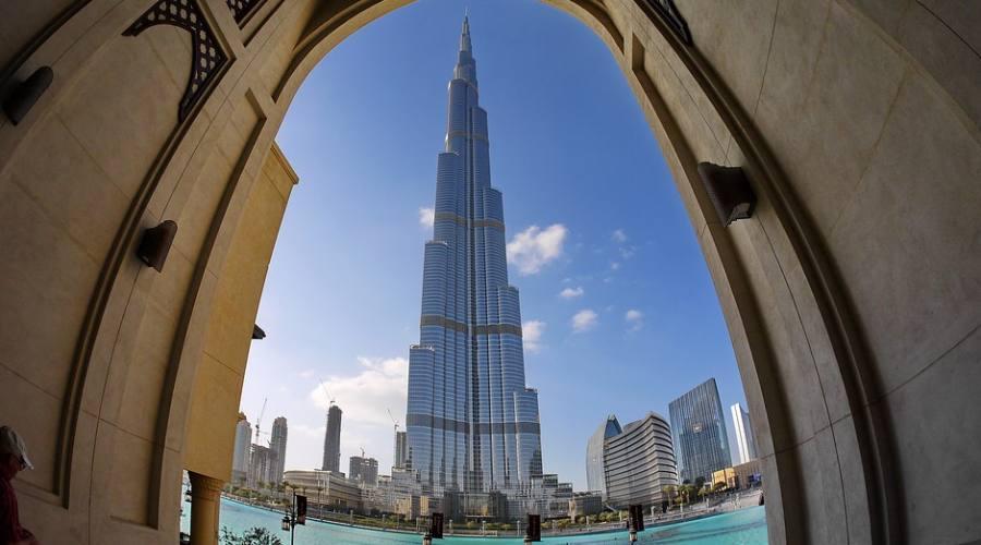 Dubai - Il Burj Kalifa