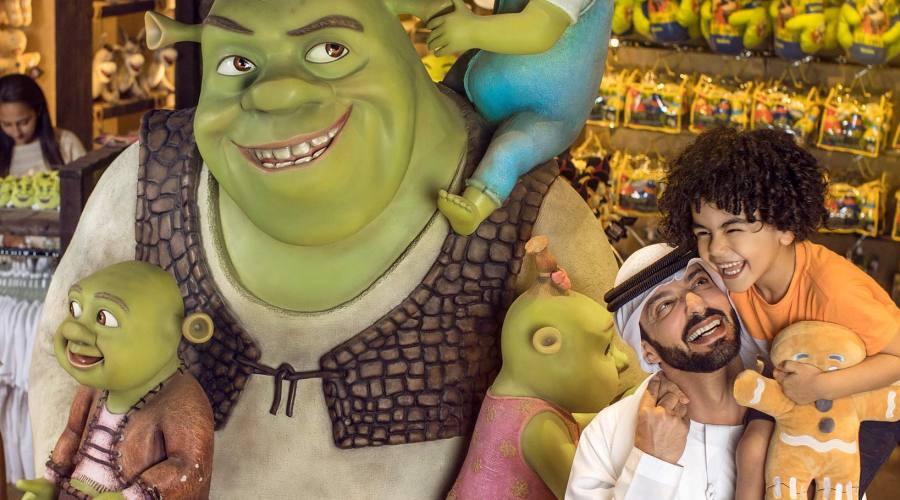 Porta con te un souvenir di Shrek!