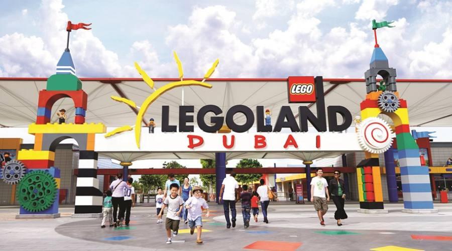 BENVENUTI A LEGOLAND DUBAI!
