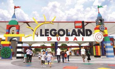 Divertimento a Legoland Dubai