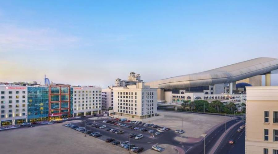 Hilton Dubai Garden Inn Mall of Emirates