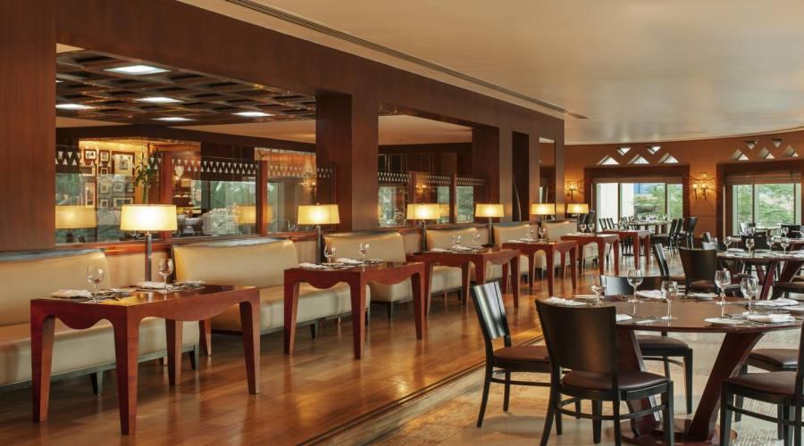 Sheraton Abu Dhabi - Il ristorante