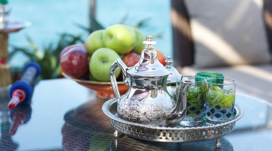 La cerimonia del thé