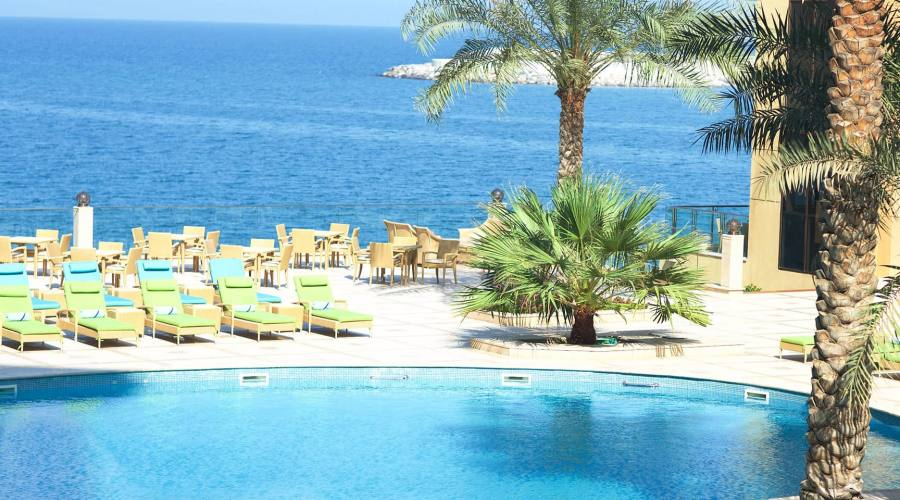 piscina Marjan Island Resort