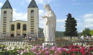 Pellegrinaggio a Medjugorje, là dove il Cielo tocca la Terra !
