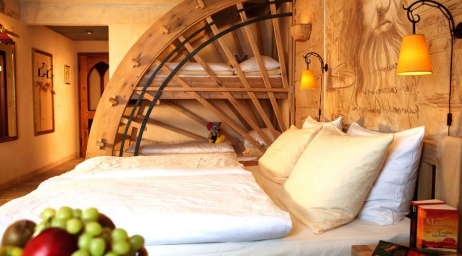Le camere da letto