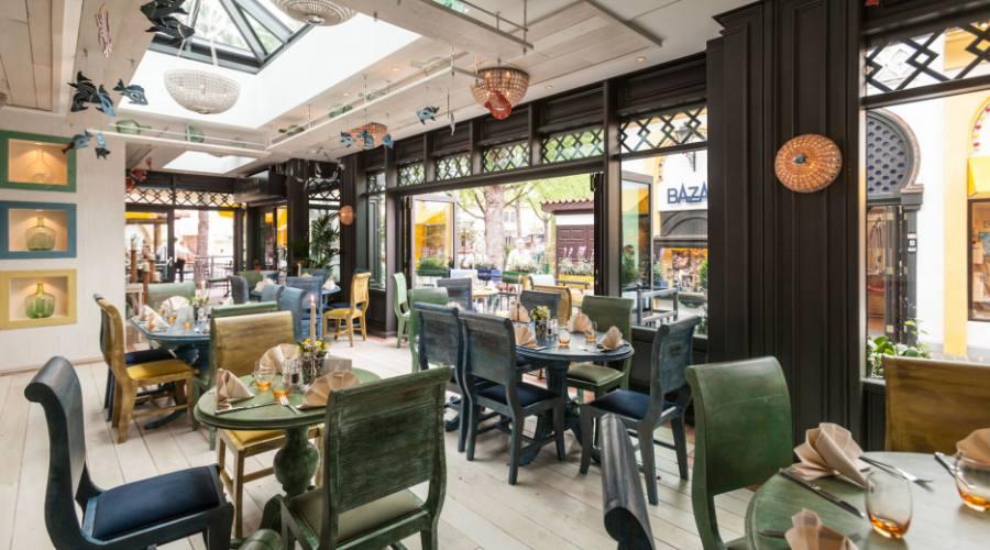 Il ristorante: Don Quichotte