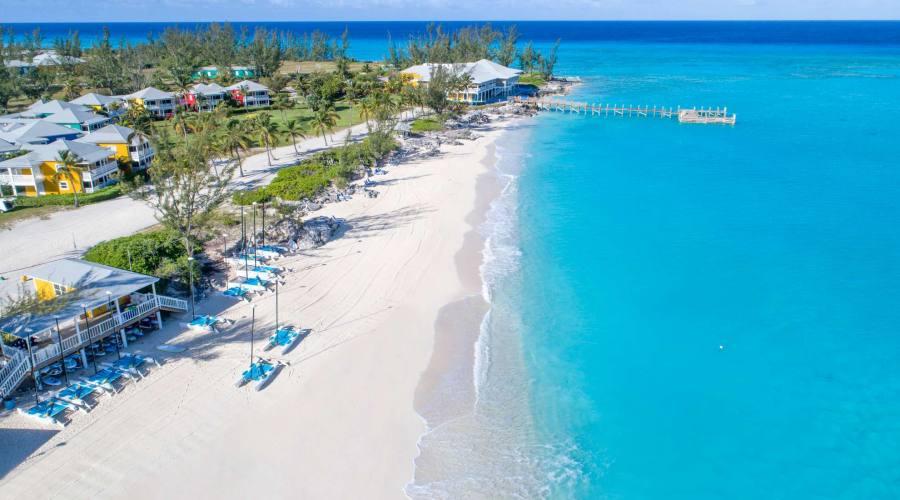 Columbus Isle Resort - la spiaggia