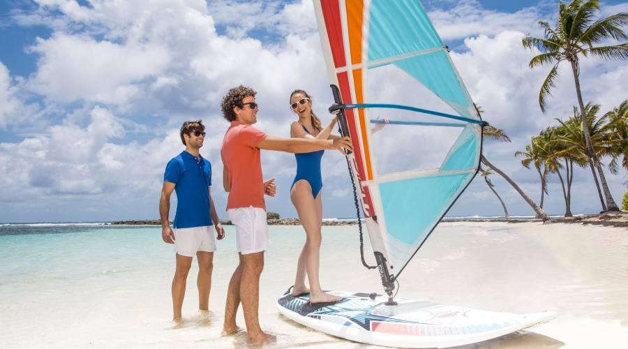 Club Med La Caravelle - scuola di windsurf