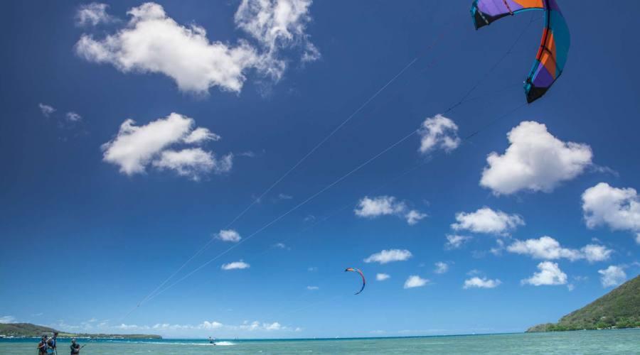 Club Med Les Boucaniers - kite surf
