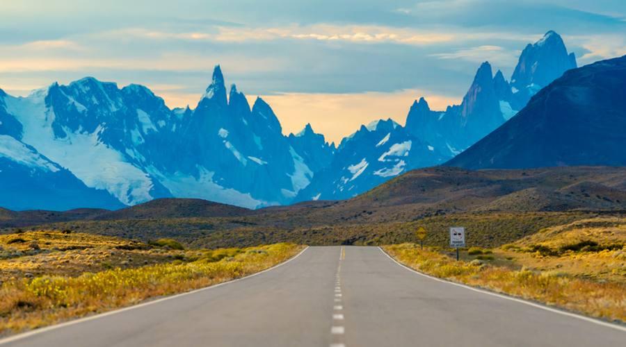 Benvenuti in Patagonia!