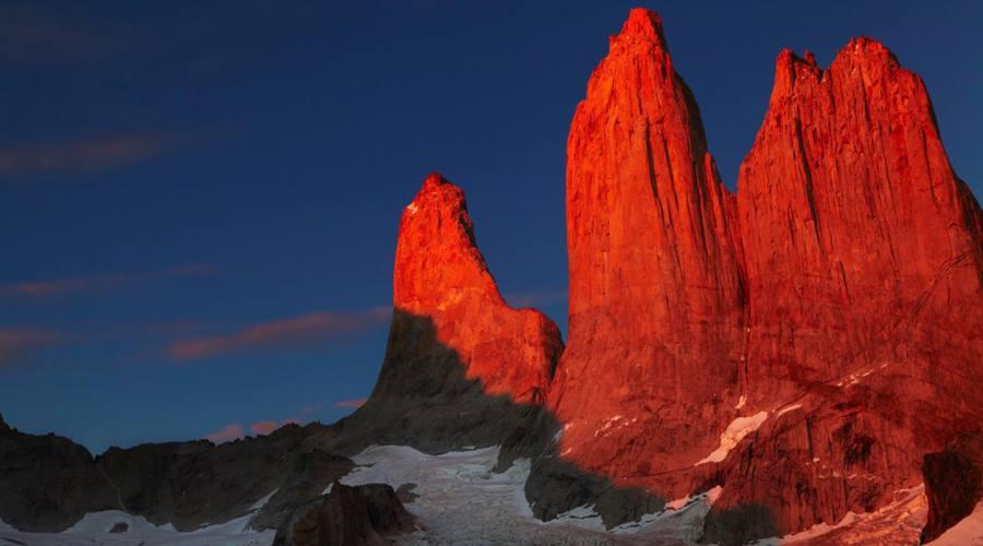 Le magnifiche Torres del Paine