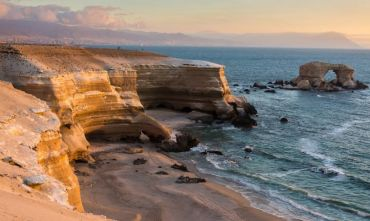 Spiagge, parchi e deserto in libertà!