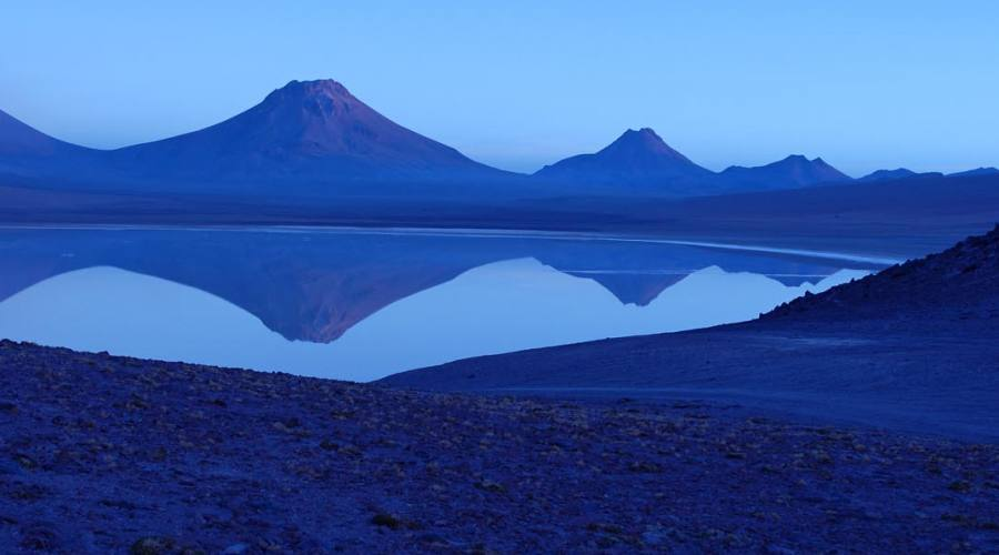 Il vulcano Lascar