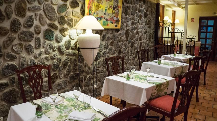 Auberge de la Vieille Tour - il ristorante