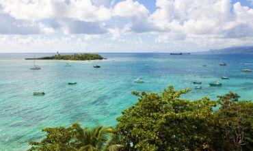 Combinato di 2 isole: Grande Terre e Marie Galante