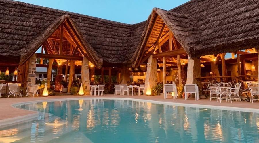 Praslin - Les Lauries Restaurant e Pool