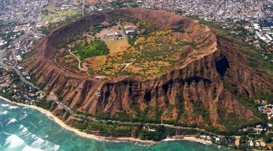 Oahu - Diamond Head