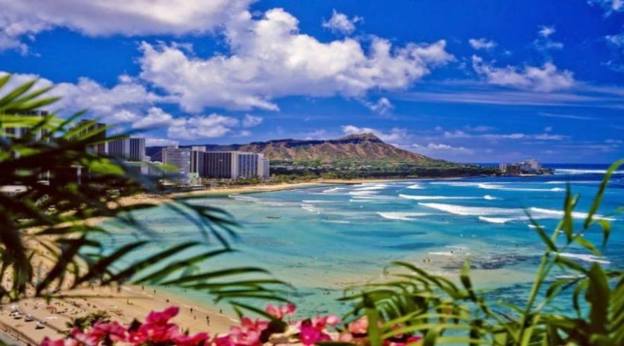 Oahu - Honolulu - Waikiki Beach
