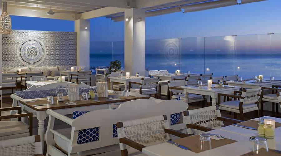 Grecian Sands, il ristorante