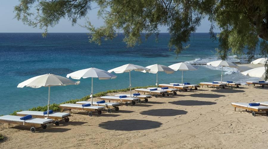 Grecian Sands, la spiaggia