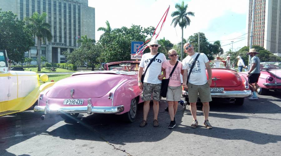 L'Havana - Plaza de la Revolucion