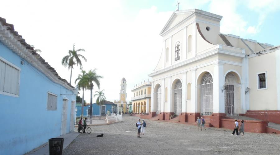 Trinidad Plaza Mayor
