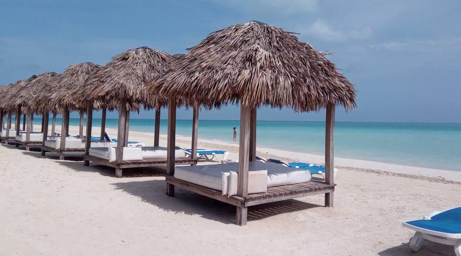 Cayo Guillermo, Playa Pilar Giardini del Re